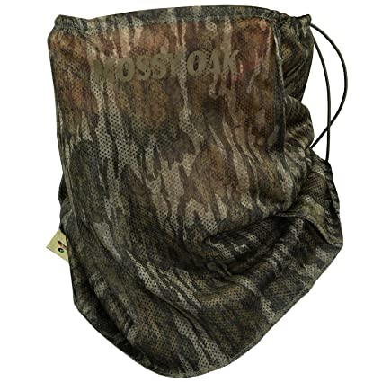 4e8e6556d4900 Amazon.com  Mossy Oak Camo Mesh Hunting Mask