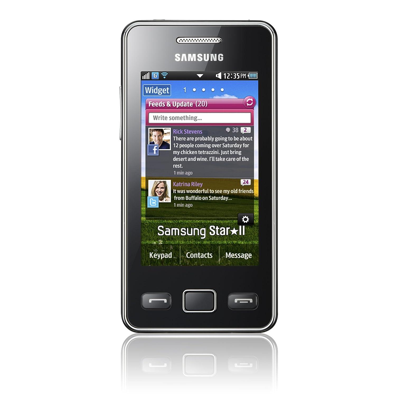 samsung s5260 tocco icon sim free smartphone amazon co uk electronics rh amazon co uk Samsung M340 Samsung M340