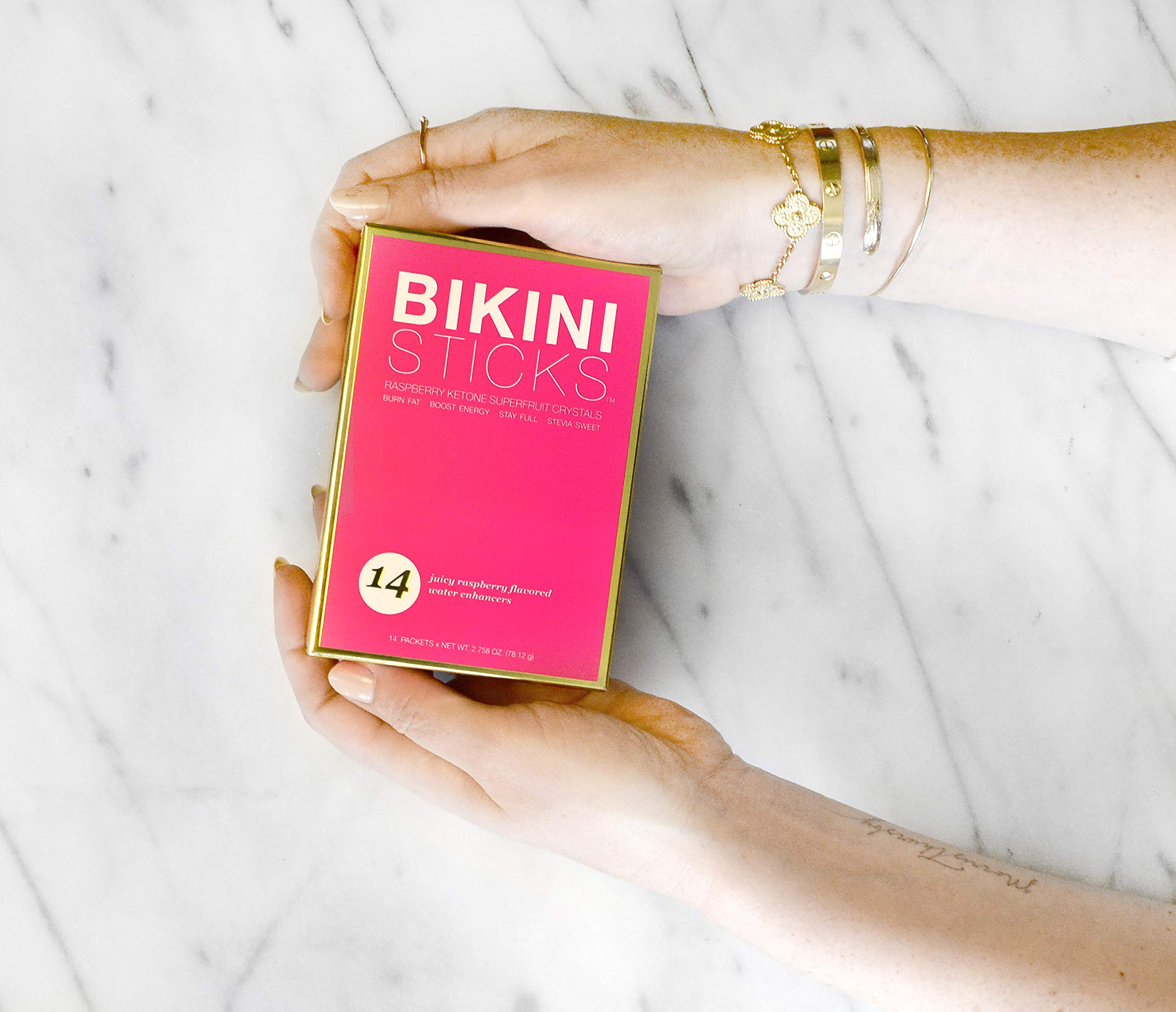 Bikini Sticks by Bikini Cleanse