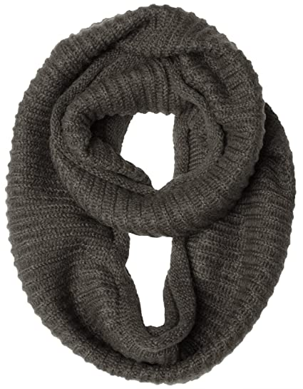 Annakastle New Womens Double Wrap Circle Ring Chunky Knit Infinity