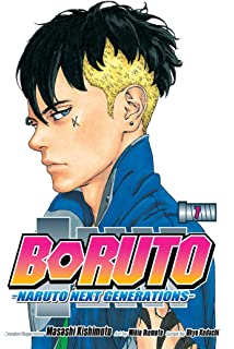 Amazon com: Boruto, Vol  1: Naruto Next Generations (1
