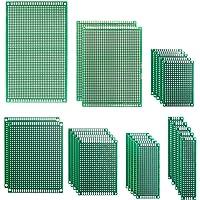 IZOKEE 25 Piezas 7 Tamaños 2x8 3x7 4x6