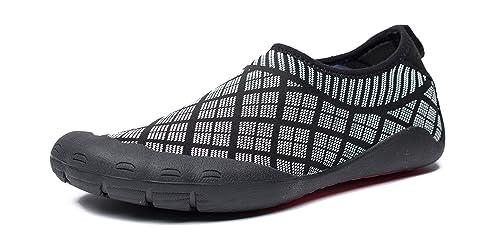 Viihahn Hombres Verano De Malla Transpirable Zapatos Aqua Caminar Zapatillas Antideslizantes: Amazon.es: Zapatos y complementos