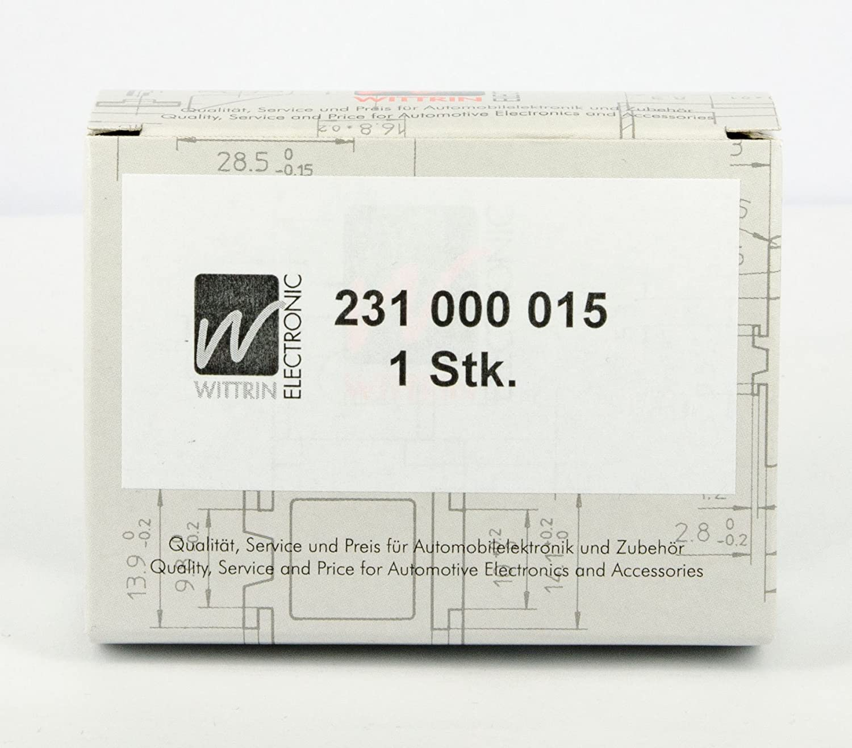 Mercedes 124N III Ersetzt Mercedes OE-Nr. 124 820 93 10 Fensterheberschalter