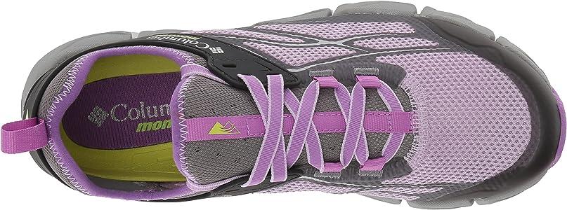 Phantom Purple 10 B US Nappa Green Columbia Womens Fluidflex X.S.R Trail Running Shoe