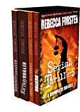 Serial Thrillers: 4 Bundled Thrillers: Keeping Counsel, Beyond Malice, Character Witness, The Mentor