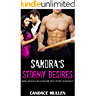 Sandra's Stormy Desires: MFM Menage Billionaire and Sports Romance (English Edition)