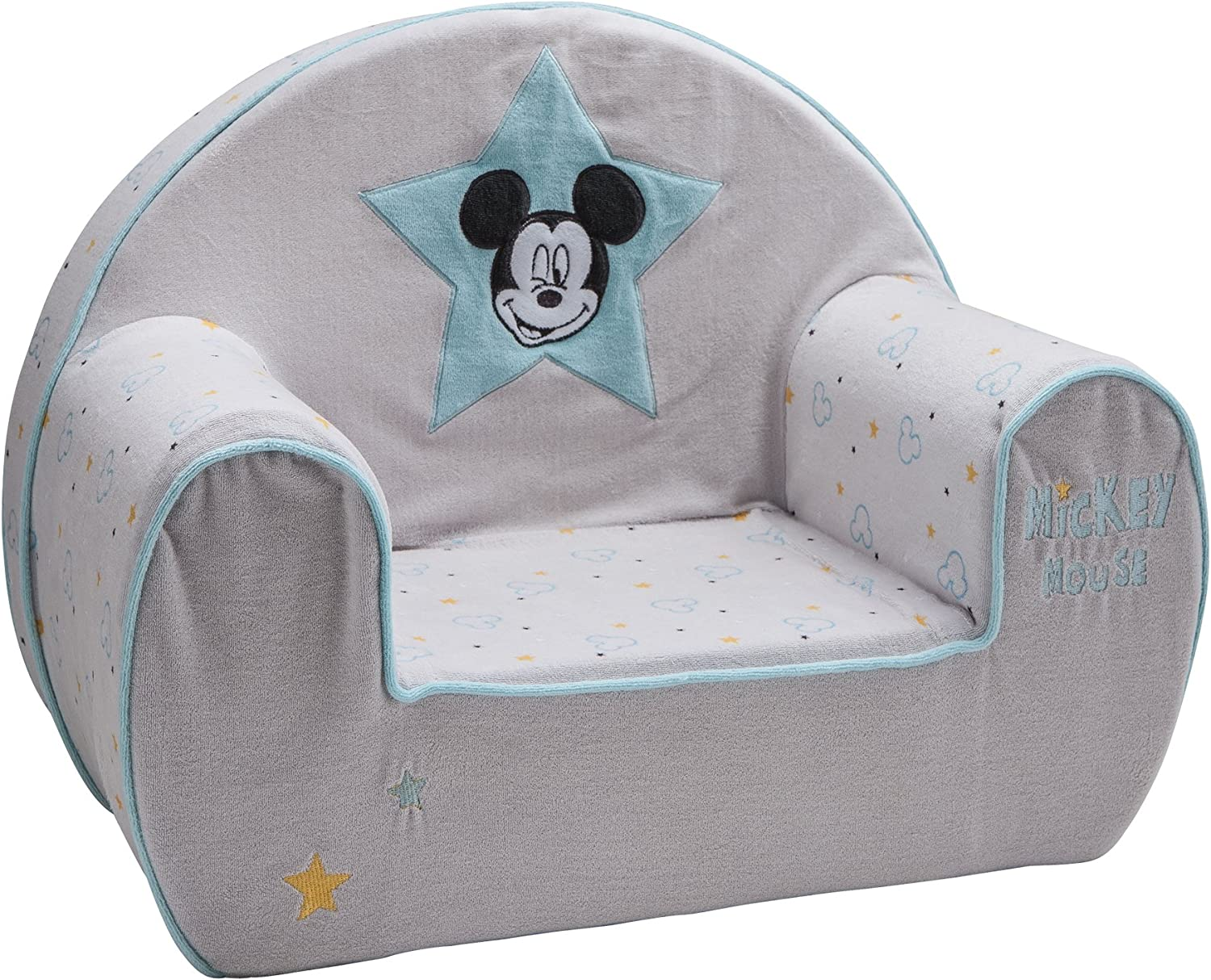 Babycalin Club Mickey My Story Fauteuil Assise 25 cm