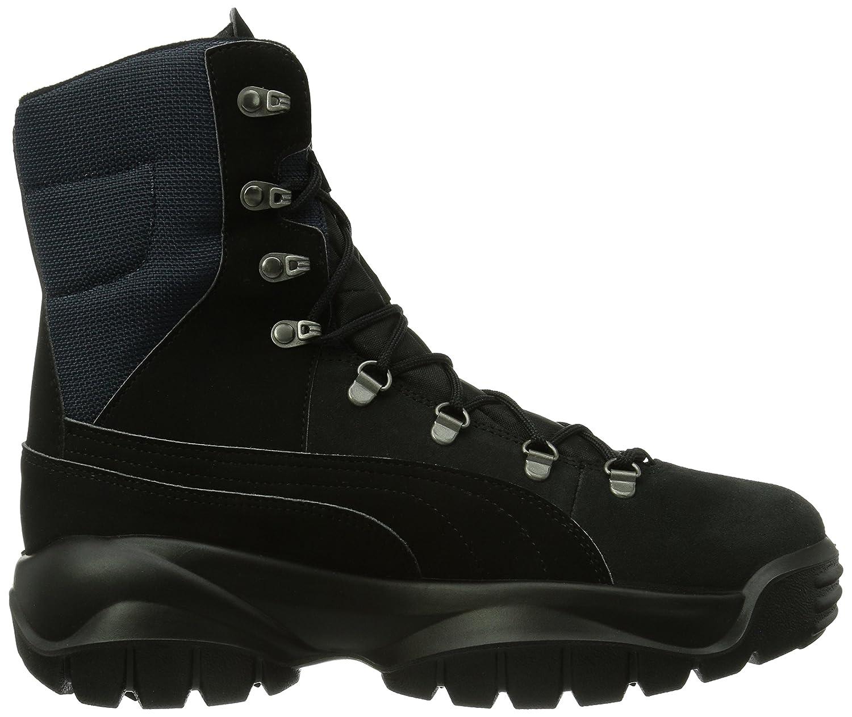 Puma Nakiska GTX® - Botas de cuero para hombre negro negro: Amazon.es: Zapatos y complementos