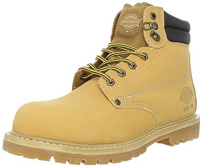 c052ea0ffba Dickies Men s Raider 6 quot  Steel-Toe Work Boot