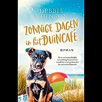 Zonnige dagen in het Duincafé: Als er een aantrekkelijke vreemdeling binnen komt wandelen, is het gedaan met de rust in…