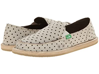 20182017 Flats Sanuk Womens Hot Dotty Flat Outlet Online Sale