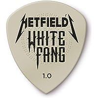 Jim Dunlop White Fang 1.0mm Guitar Picks (PH122R1.00)