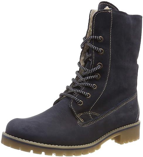 2ce2cc6e269ef2 Tamaris Damen 26443-21 Combat Boots  Tamaris  Amazon.de  Schuhe ...