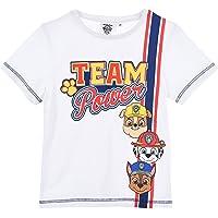 Paw Patrol Niños Camiseta De Manga Corta
