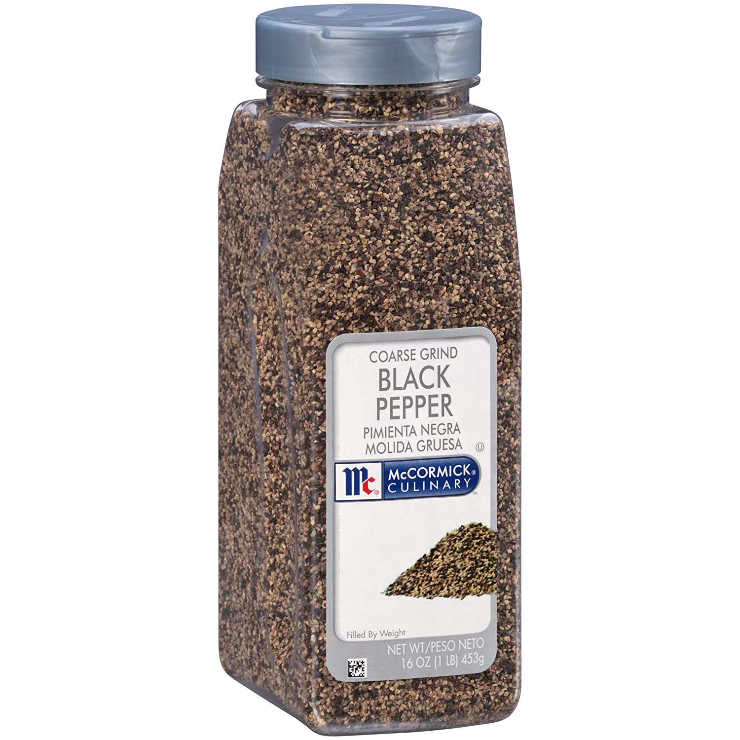 McCormick Culinary Coarse Ground Black Pepper, 1 lb