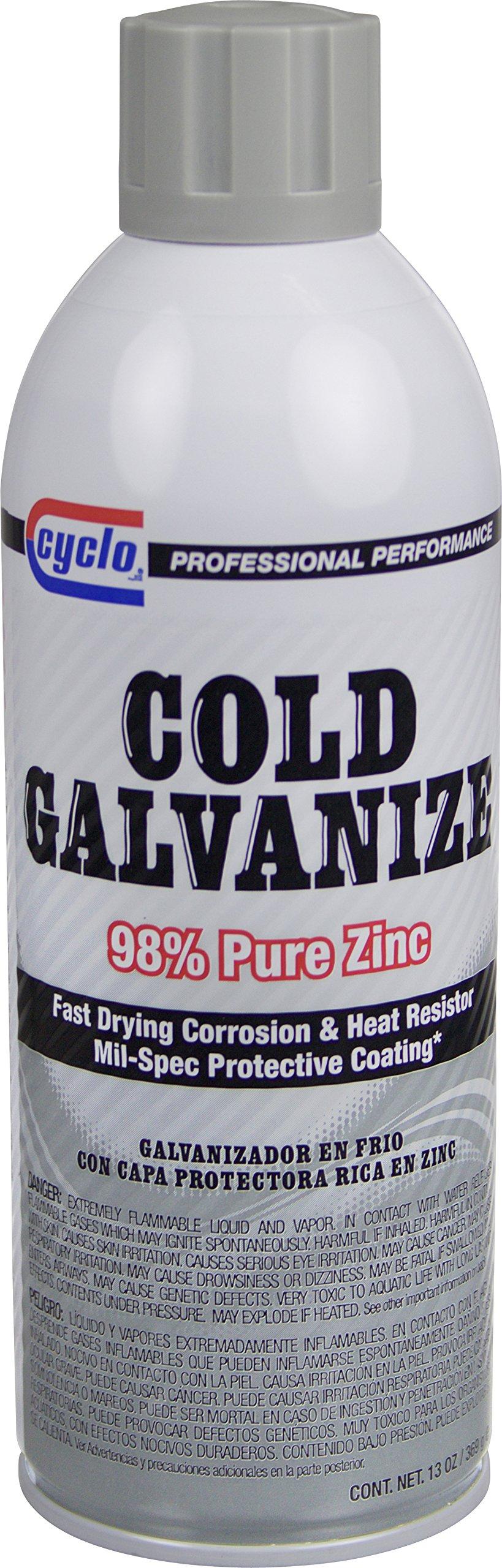 Cyclo - Cold Galvanize