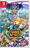 Snack World: The Dungeon Crawl - Gold (輸入版:北米) – Switch