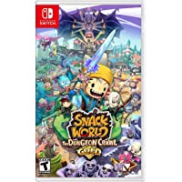 Snack World: The Dungeon Crawl Gold- Standard Edition - Nintendo Switch