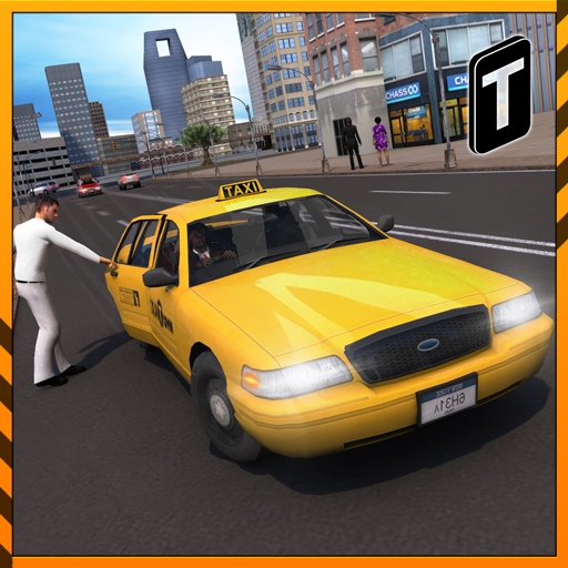 City Cab Driver 2016 (Crazy Cabbie)