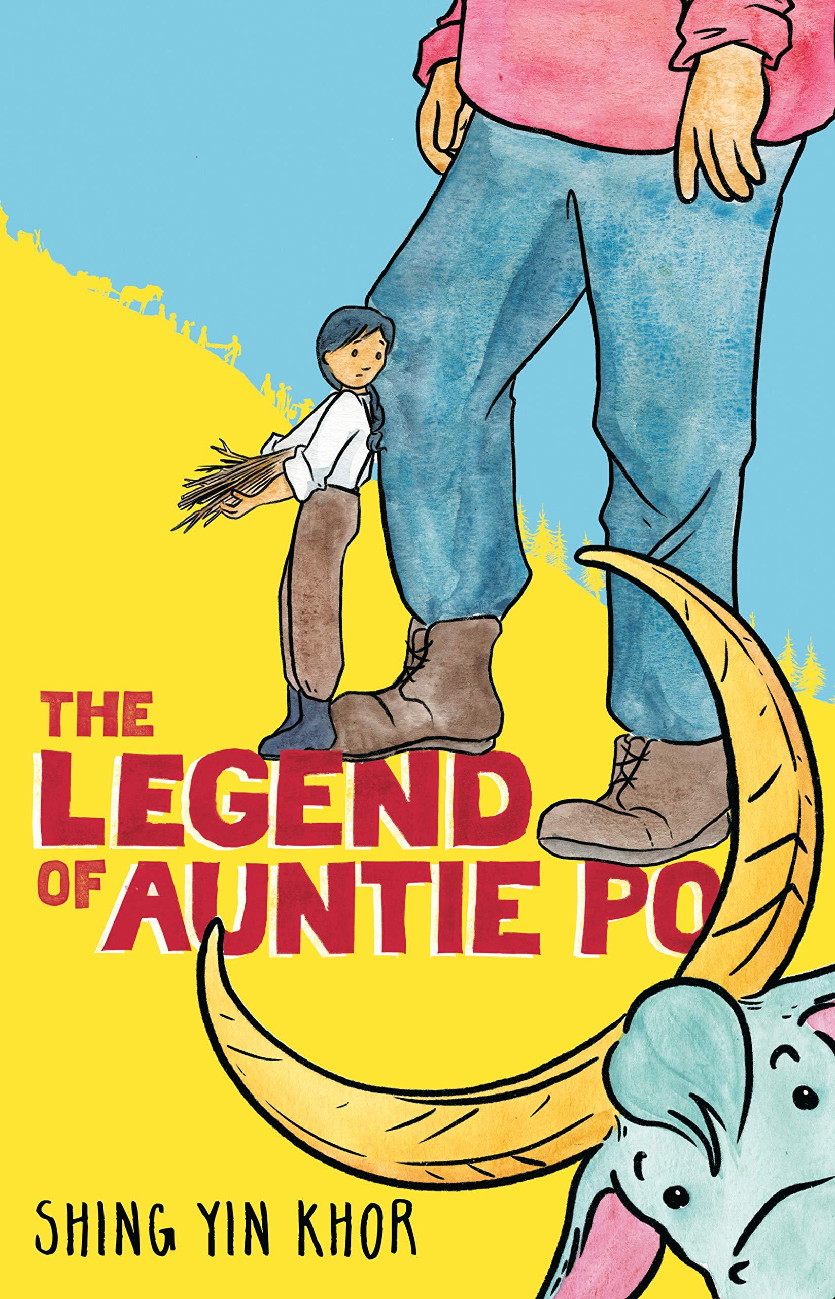 The Legend of Auntie Po: Khor, Shing Yin: 9780525554882: Amazon.com: Books