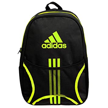 adidas Mochila Pádel Backpack Club (Yellow): Amazon.es: Deportes ...