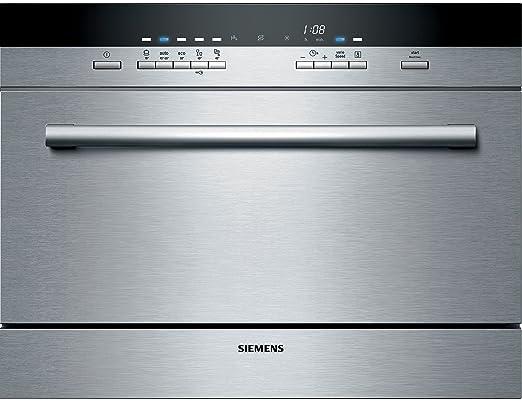 Siemens SK75M532EU lavavajilla - Lavavajillas (Totalmente ...