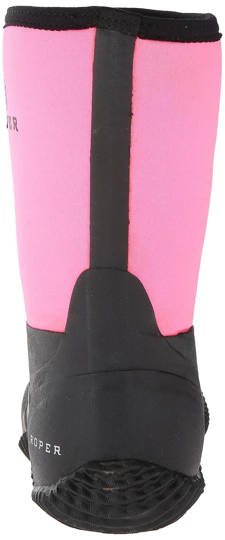 Roper Women's Barnyard Lady Rain Shoe B0059Y9OEU 9 B(M) US|Black