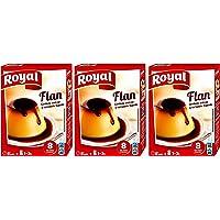 Royal Preparado para Flan 186 gr. - [Pack
