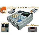 AISWORLD Electronic Cash Register Billing Machine (White)