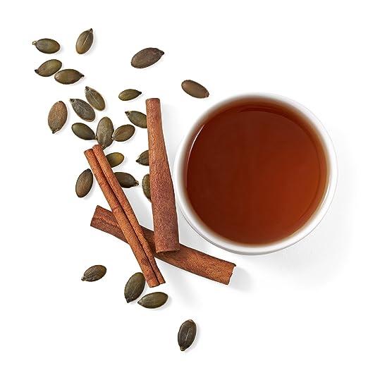 Amazon.com : Pumpkin Spice Brulee Oolong Tea 2 oz by Teavana : Grocery & Gourmet Food