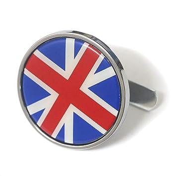 PT-Decors Inglaterra GB Bandera Emblema de vehículo de ...