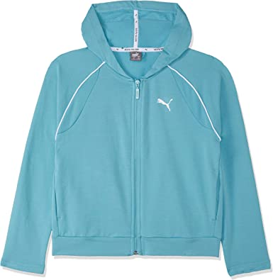 PUMA Active Sports Jacket G Chaqueta De Entrenamiento, Niñas ...
