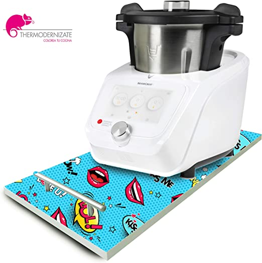 Thermodernizate Tabla transportadora para Monsieur Cuisine Connect Modelo LOL: Amazon.es