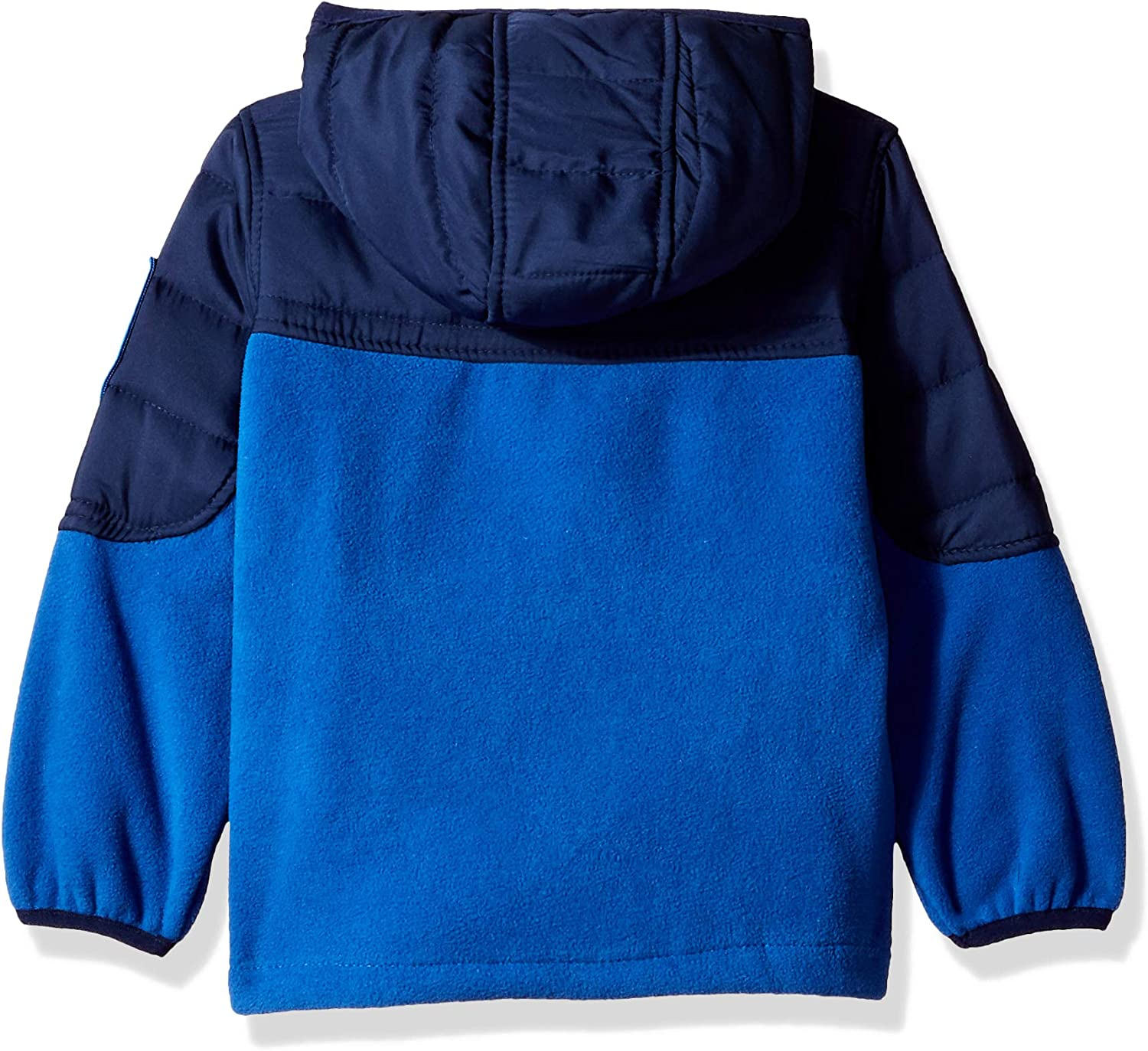Quilted Polar Fleece Jacket