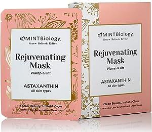 Giveaway: Luscious Korean Face Mask - K Beauty Collagen Sheet Masks...