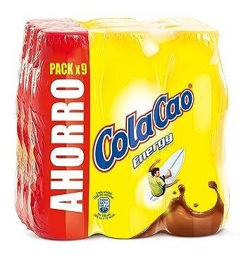 Cola Cao Energy - Paquete de 9 x 188 ml - Total: 1692 ml