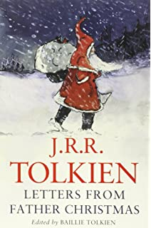 Letters from father christmas jrr tolkien 0046442512657 letters from father christmas by j r r tolkien 1 oct 2009 paperback spiritdancerdesigns Gallery