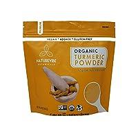 Premium Quality Organic Turmeric Root Powder with Curcumin (1lb), Gluten-Free, Non-GMO...