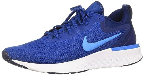 Nike Herren Laufschuh Odyssey React Sneakers, Schwarz