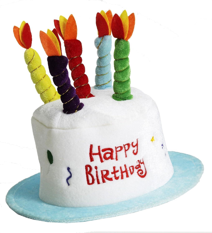 Amazon Forum Novelties Happy Birthday Cake Top Hat Novelty