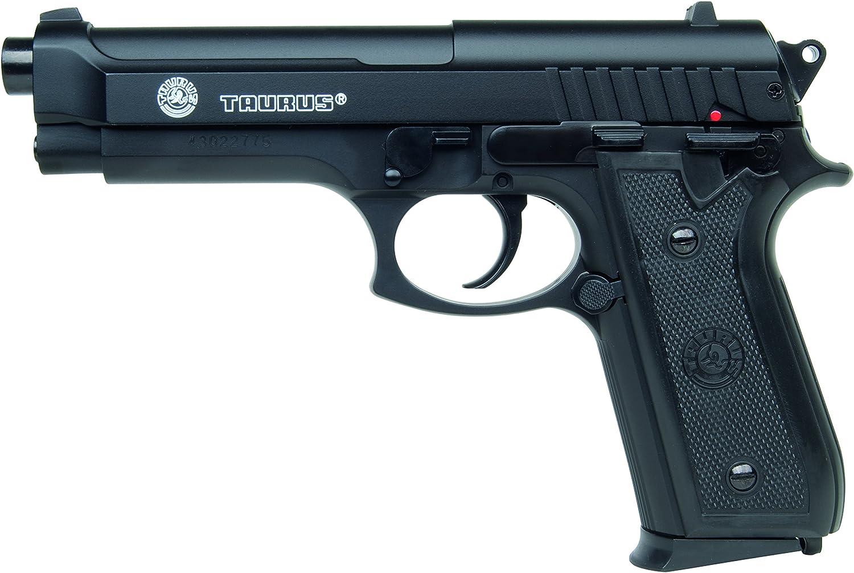 Taurus PT92 Airsoft Pistola h.p.a. Trineo de Metal, la presión del Muelle