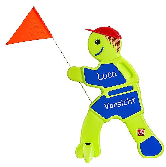 Warnfigur spielende Kinder - Luca Brems UvV Warnfigur Kinder