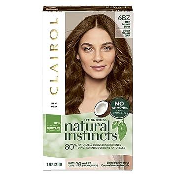 Amazon Com Clairol Natural Instincts Semi Permanent Hair Color Kit