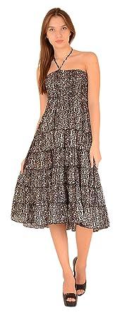 Skirts 'N Scarves Women's Moss Crepe Printed Long / Full Length ...