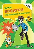 Super Scratch Programming Adventure! (Covers