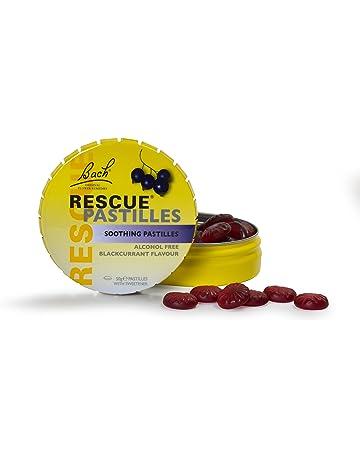 Rescue Remedy Pastilles Blackcurrant 50g