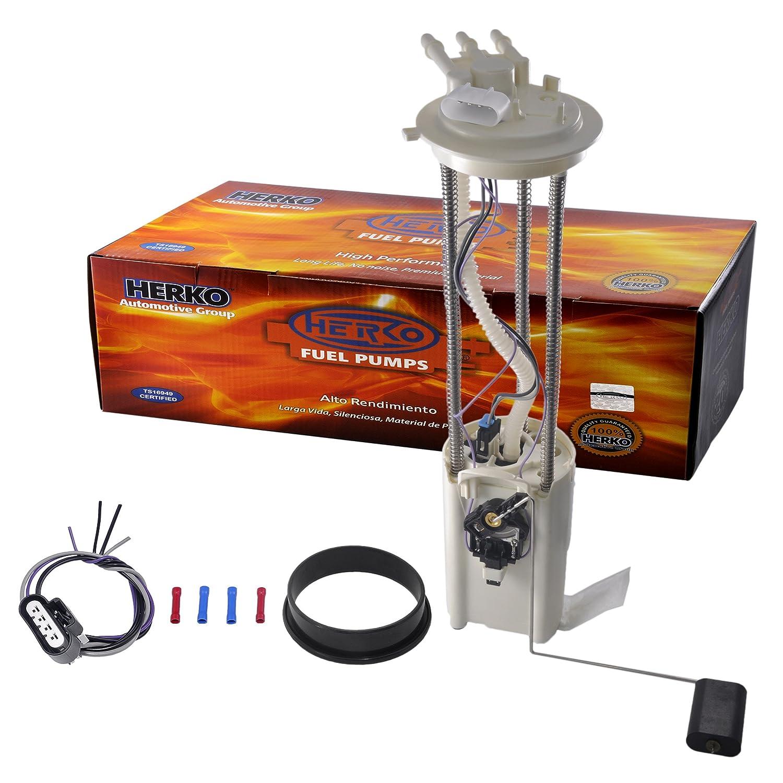 Amazon.com: Electric Fuel Pump Module Assembly Herko Premium High Performance 054GE: Automotive