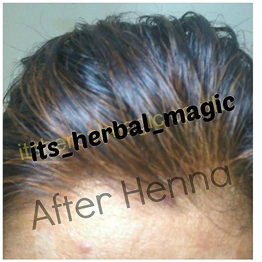 100 Pure Natural Organic Certified By Usda 500g Henna Powder