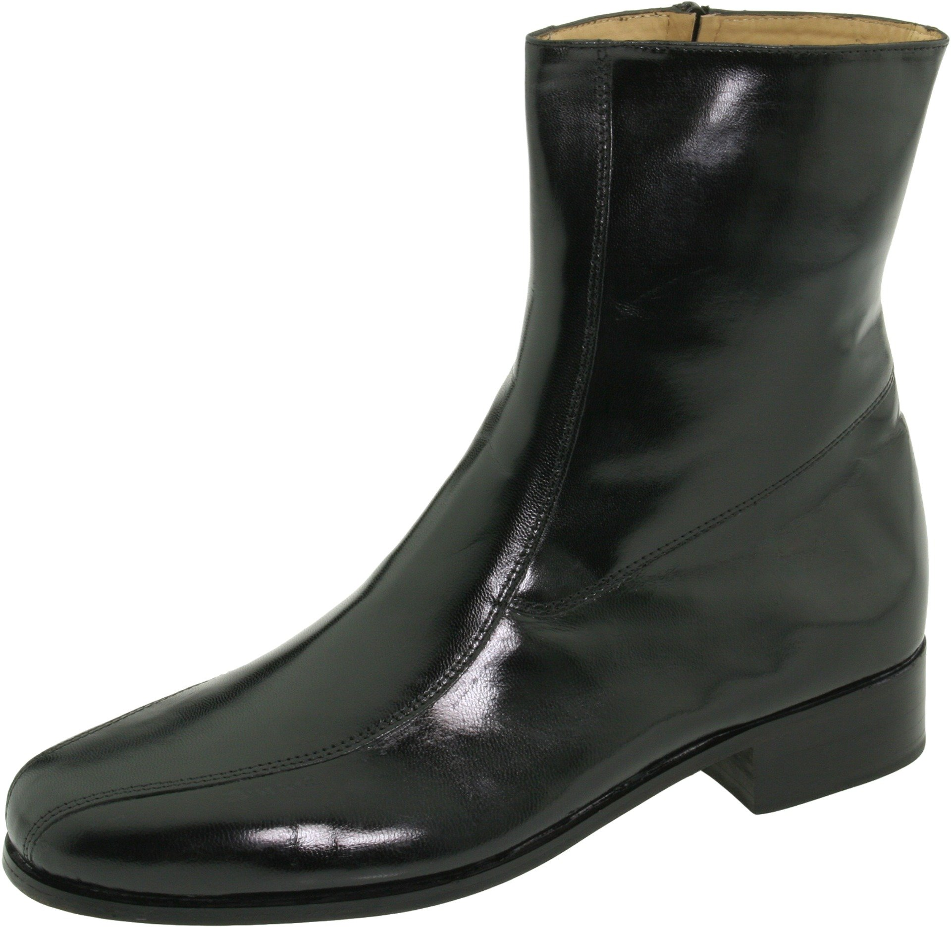 Nunn Bush Men's Bristol Boot,Black,9 EEE